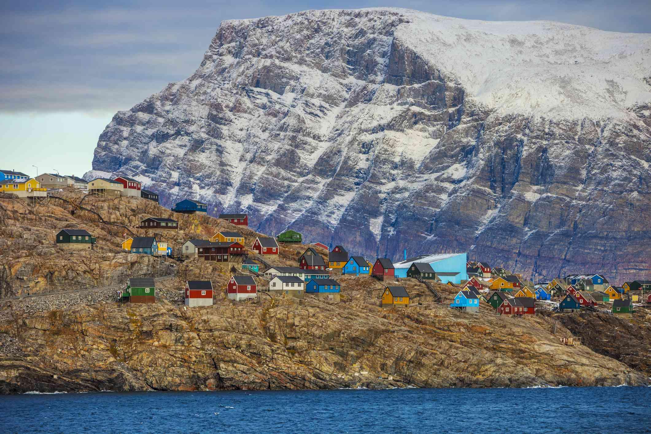 Umanak in Greenland