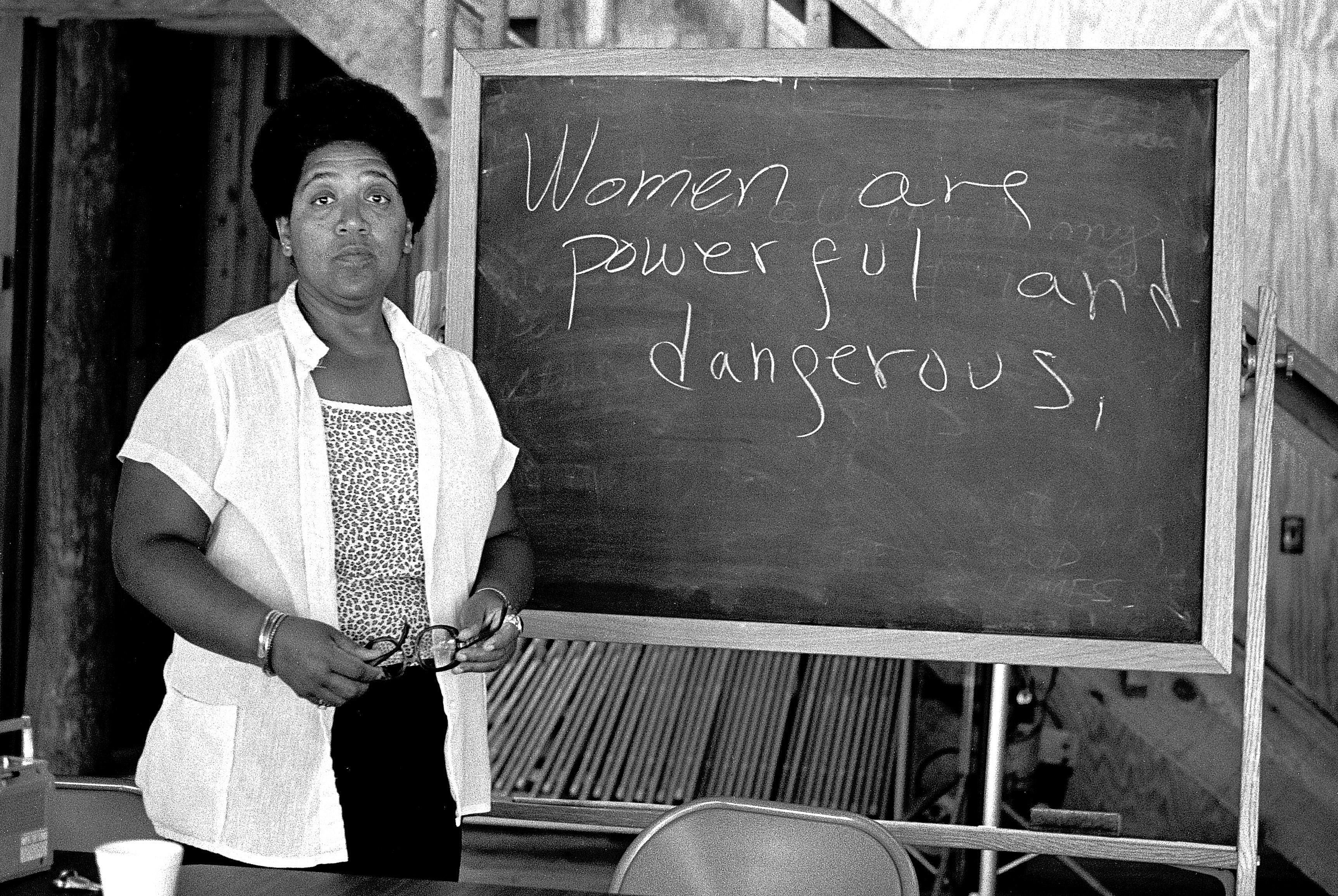 Audre Lorde was a Black lesbian feminist scholar and writer who made important contributions to sociology.