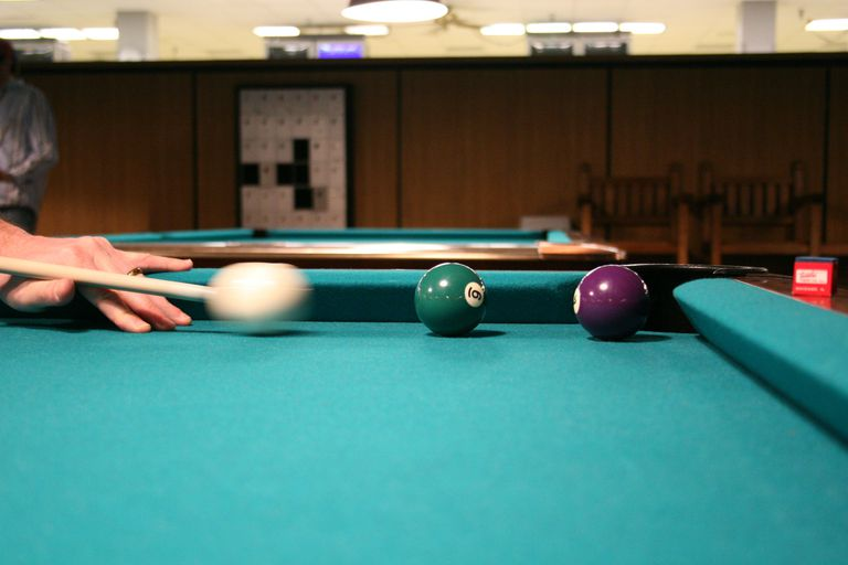 Who Were The Best Pool Players Of All Time - Steve mizerak pool table
