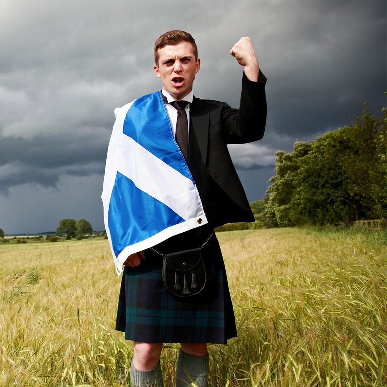 Proud Scotsman
