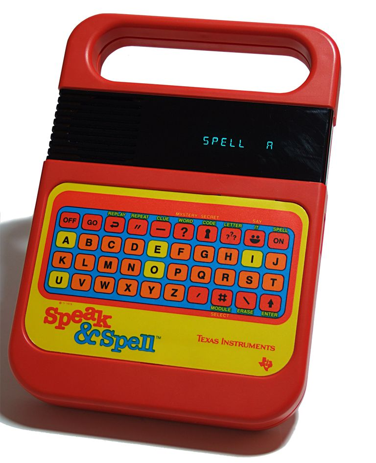 Image result for speak and spell