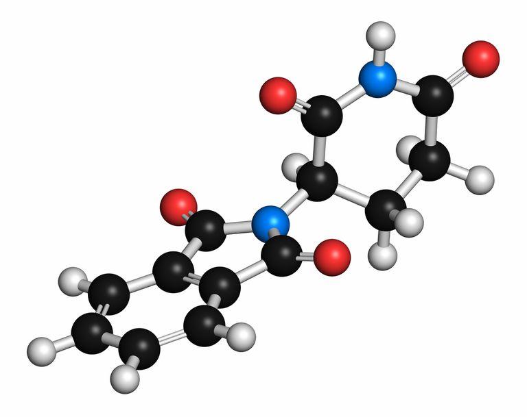 molecular structure of example enantiomer