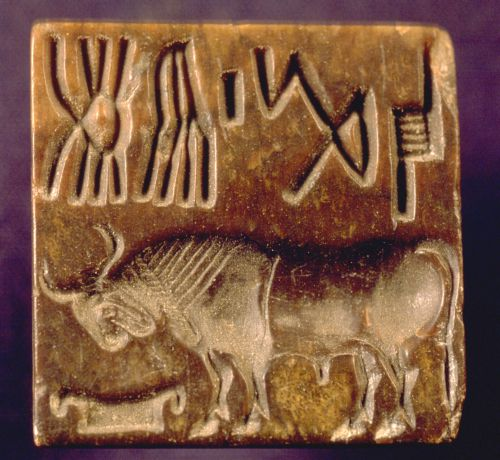 Archeology Of Indus Civilization Script And Seals