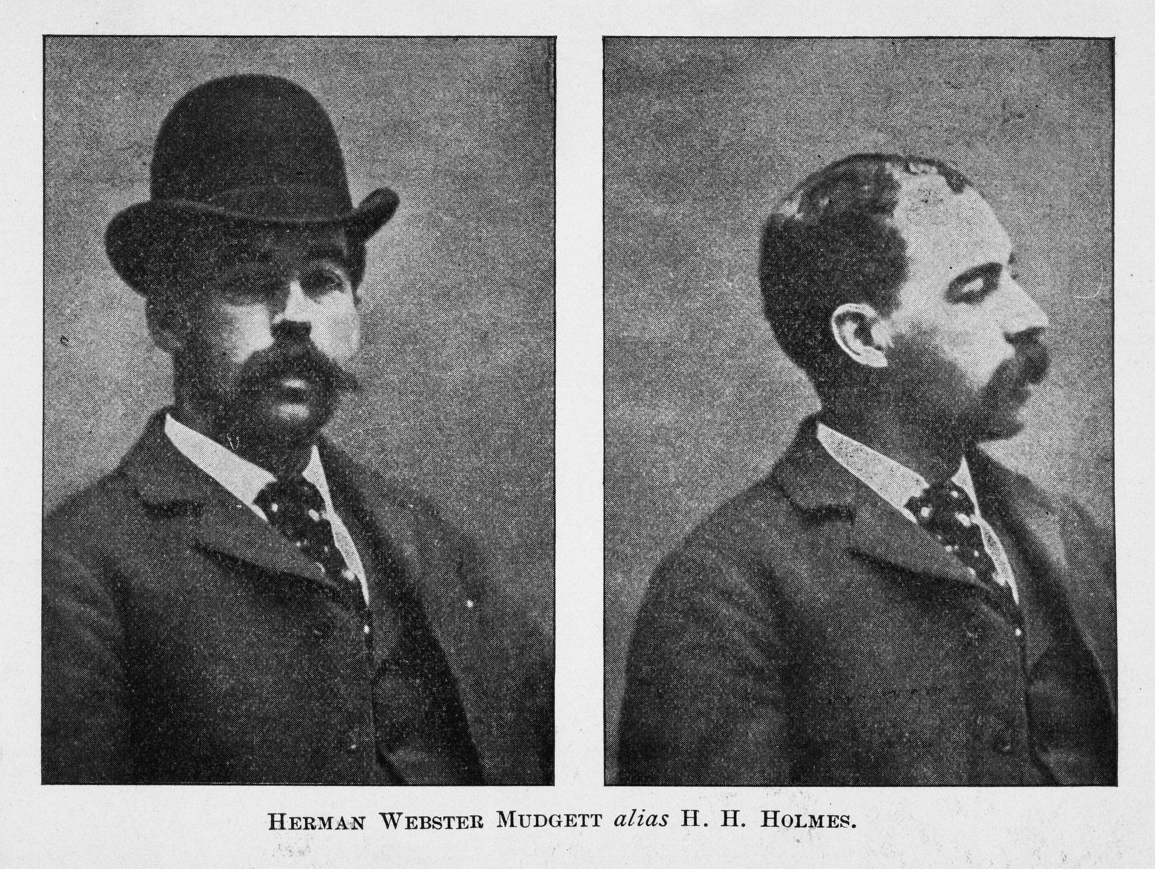 H H Holmes Biography