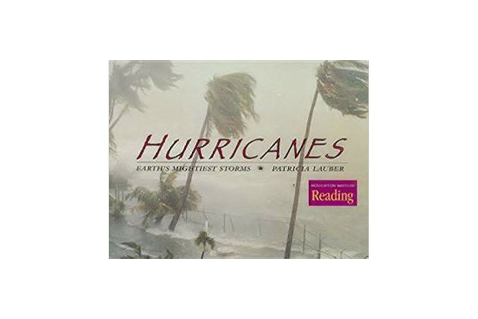 Recommended Children S Books About Hurricanes