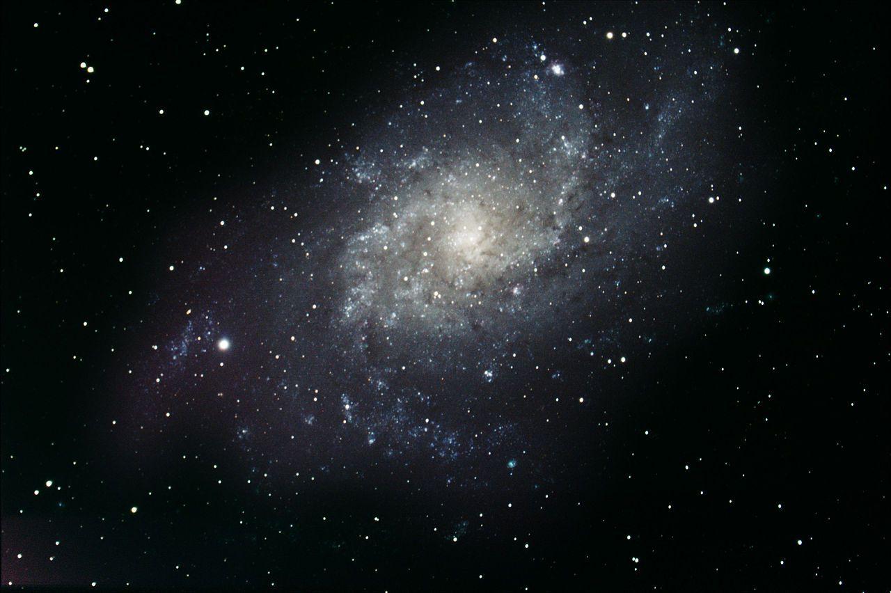 Galaxy M33 near Pisces
