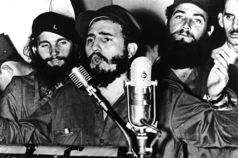 The Cuban Revolution Famous People From Cuba