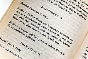 The 13th Amendment - Constitution Series