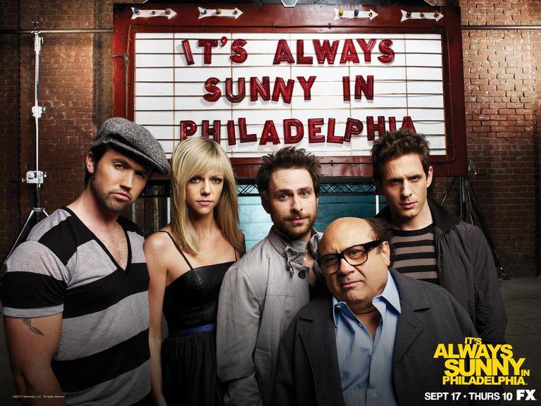It's Always Sunny in Philadelphia cast