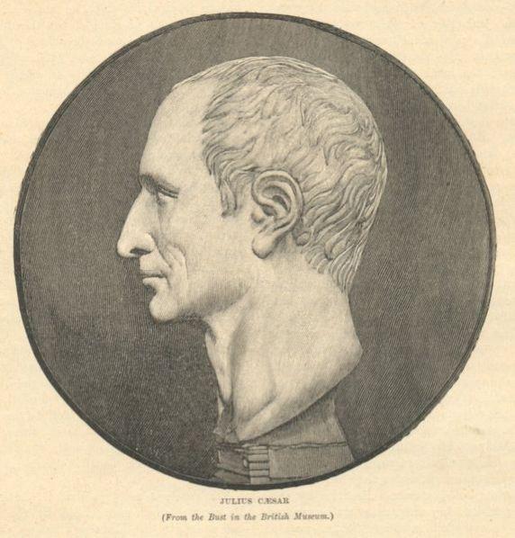 Julius Caesar Illustration