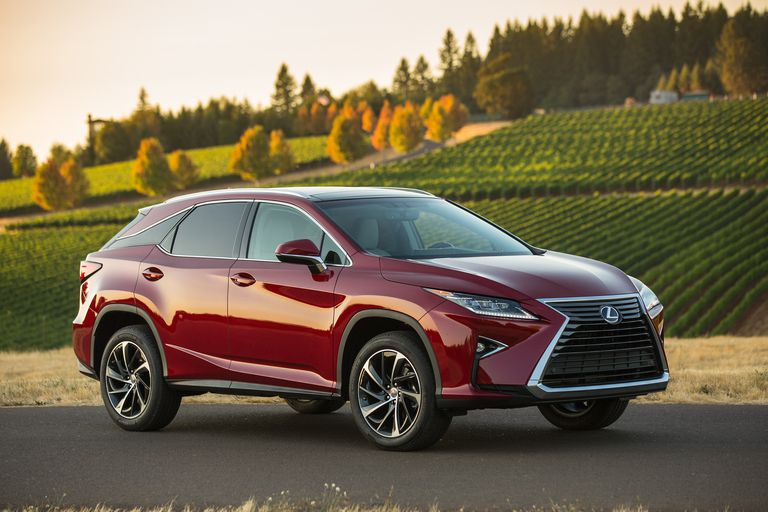 2016 Lexus Rx 350 Photo C