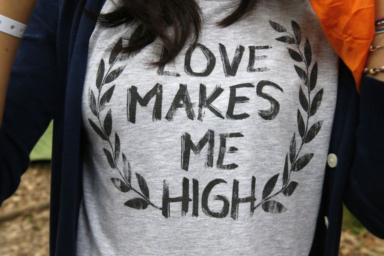 Anti-drug use Tshirt
