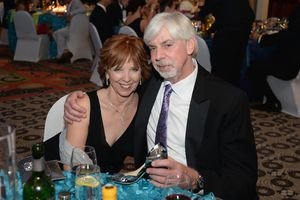 Nora Roberts at the 140th Kentucky Derby - Unbridled Eve Gala
