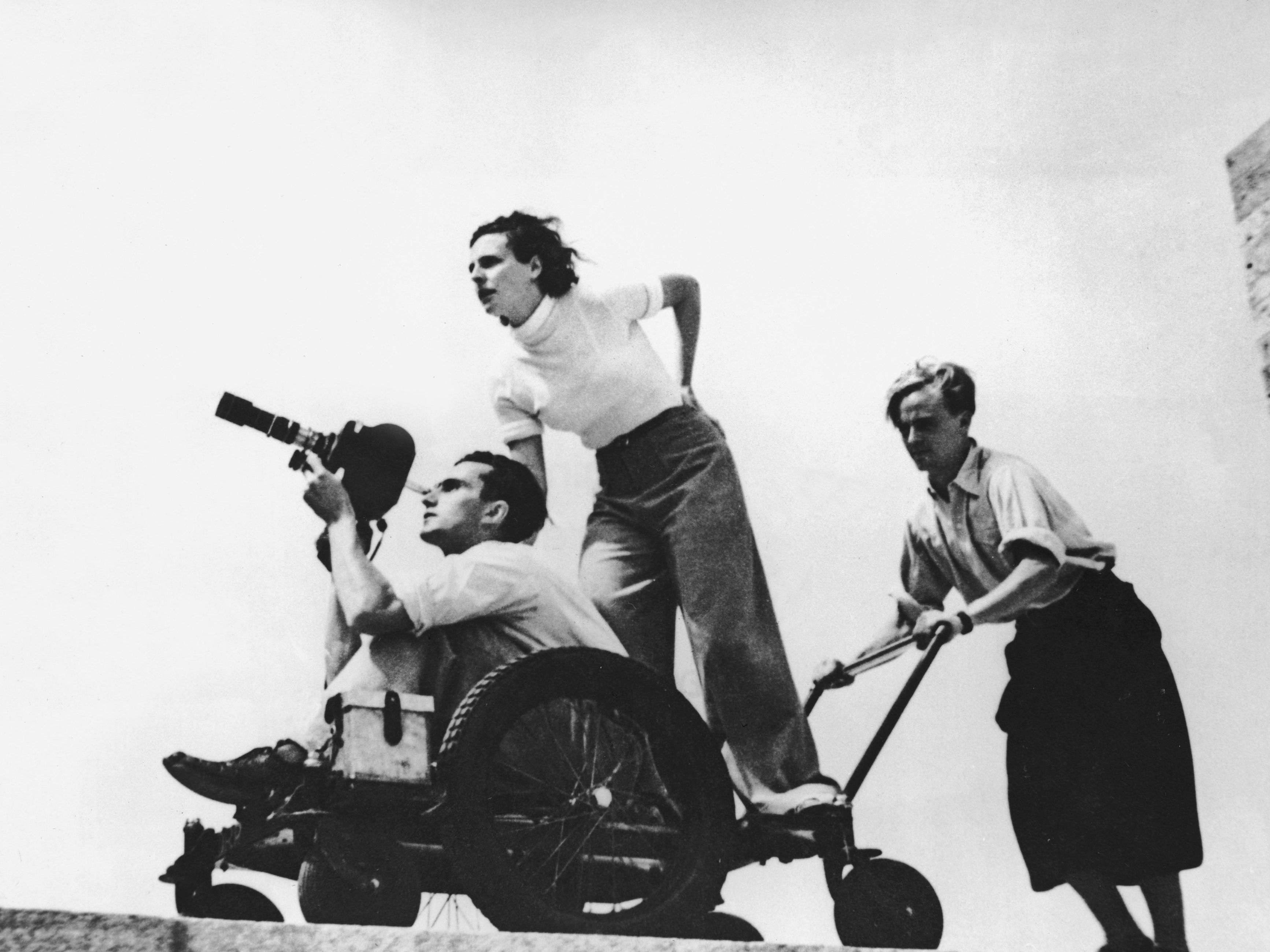 Amalie Helene Nude leni riefenstahl: moviemaker for the third reich