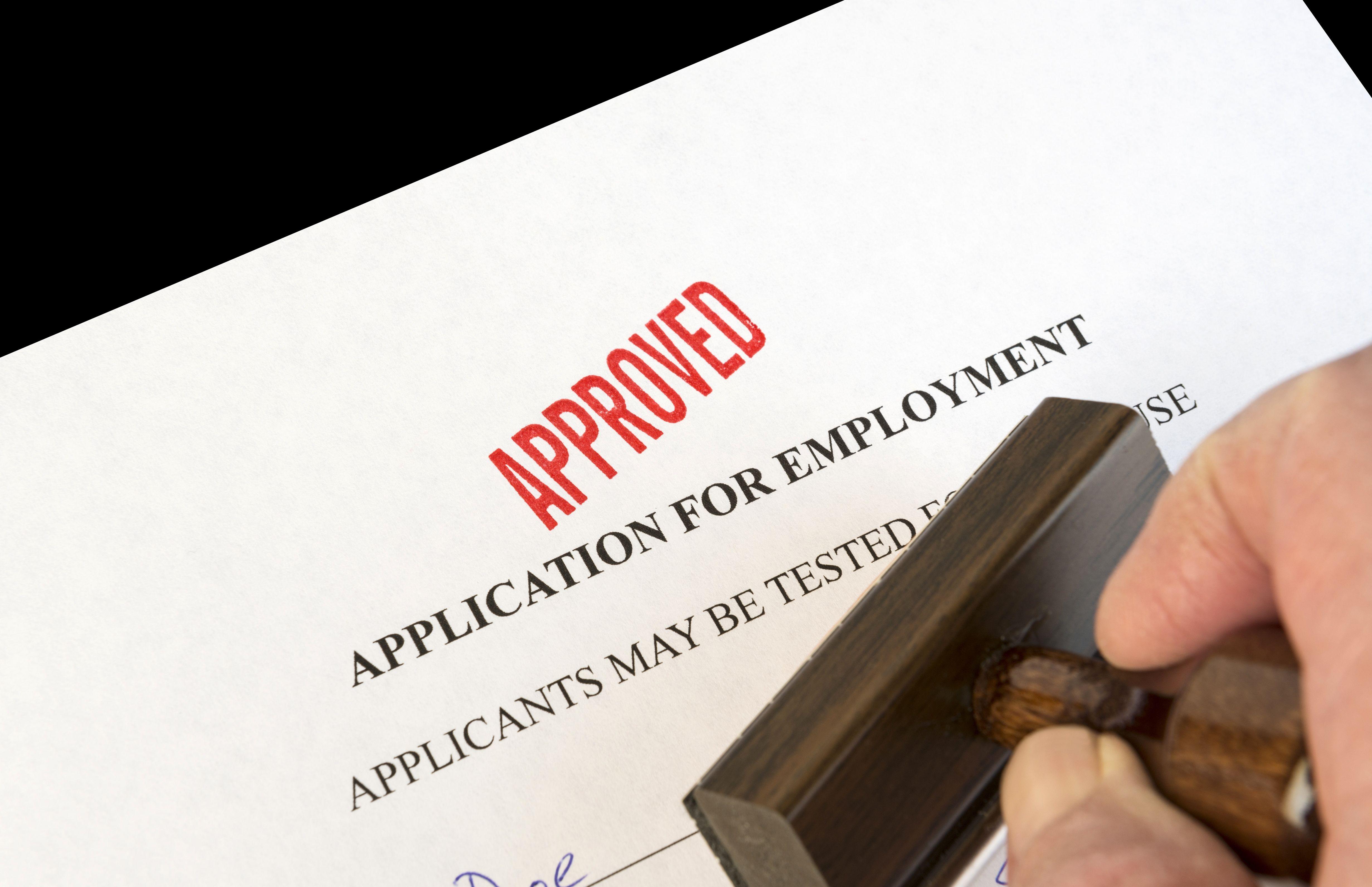 McDonald\'s Job Application - Urban Legends