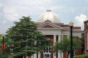 Tuskegee University Tompkins Hall