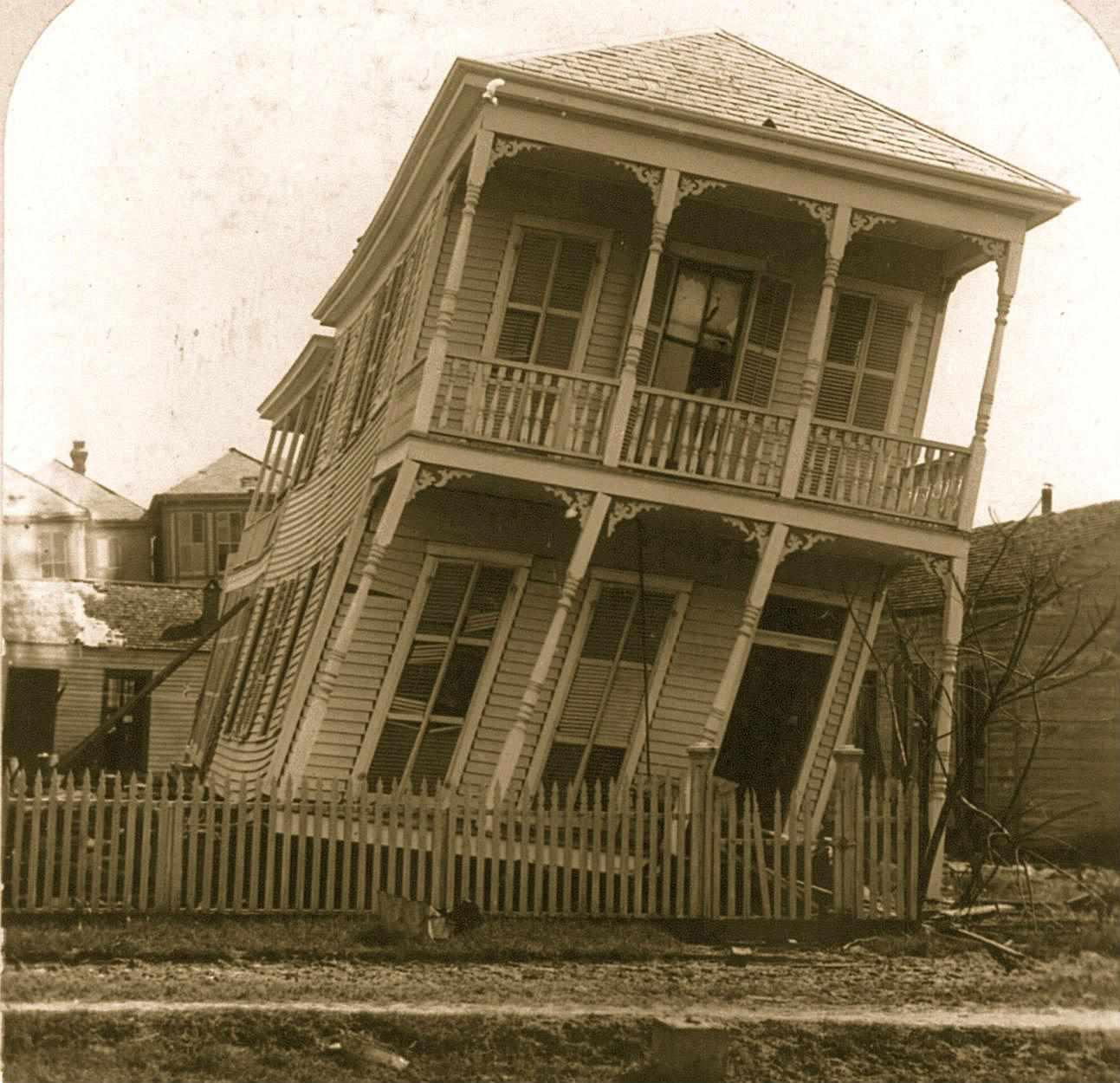 Huracán de Galveston de 1900