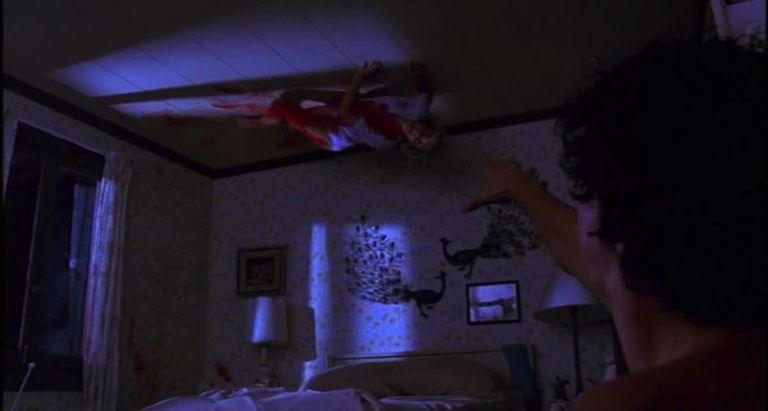 Amanda Wyss in 'A Nightmare on Elm Street'.