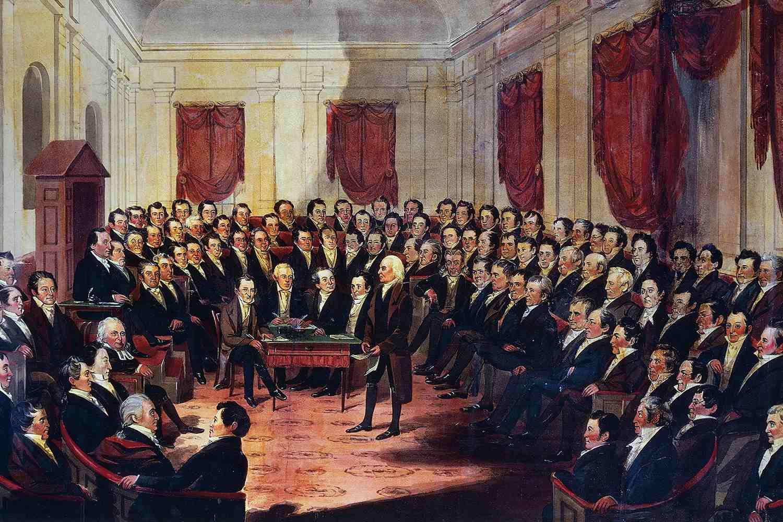 Constitutional convention in Virginia, 1830