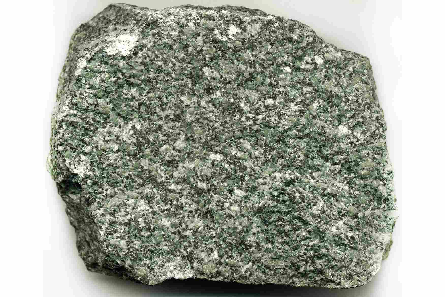 Common Green Rocks and Minerals