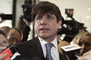 Former Illinois Gov. Rod Blagojevich
