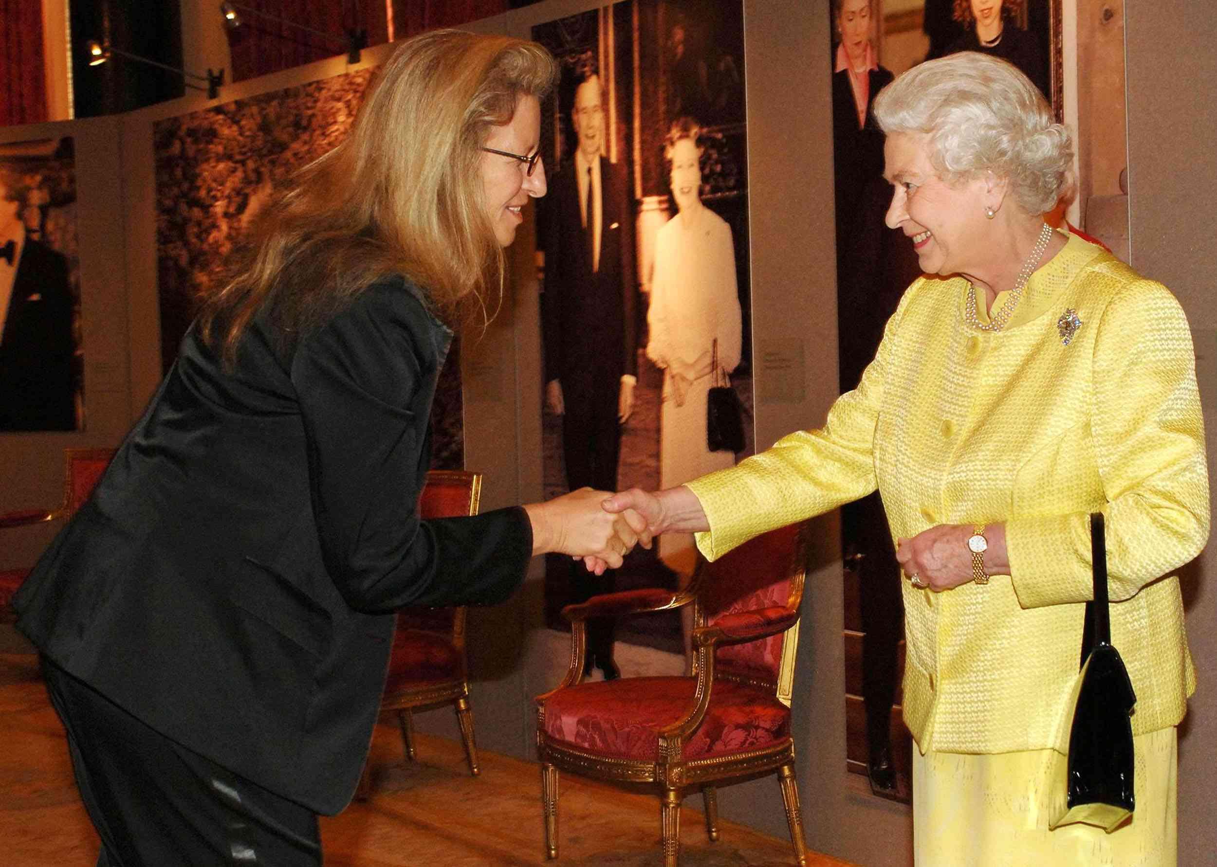 HRH Queen Elizabeth ll Hosts Reception for UK Based Americans