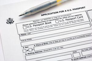 Aplicación de pasaporte