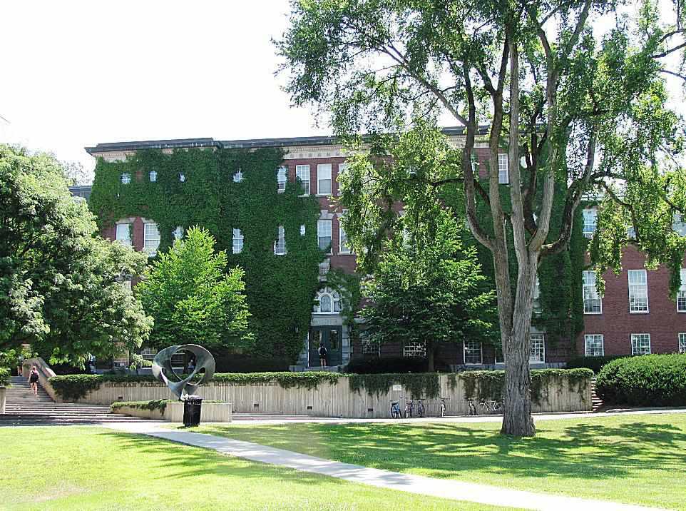 Wilder Hall at Dartmouth College
