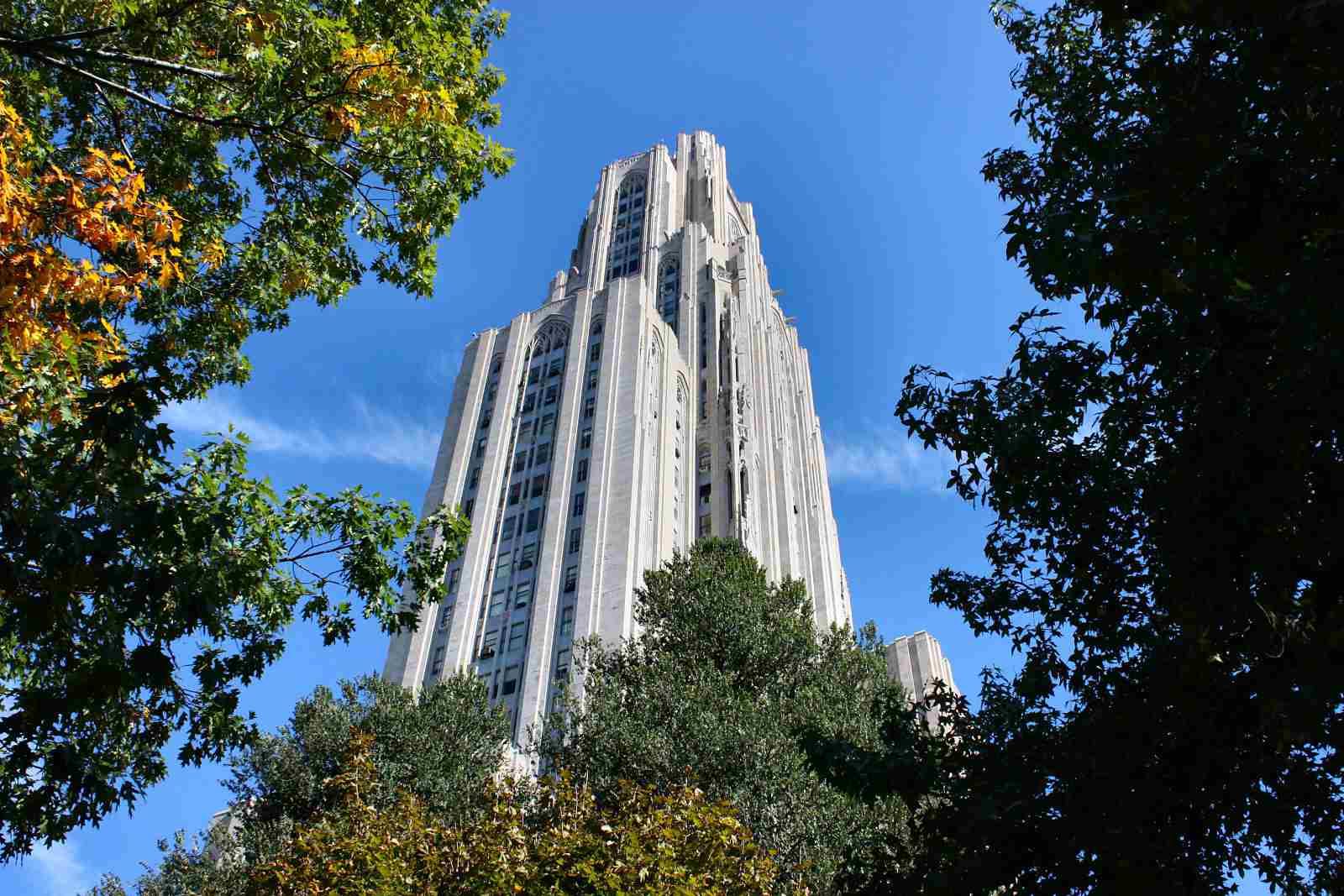 Catedral del Aprendizaje de la Universidad de Pittsburgh