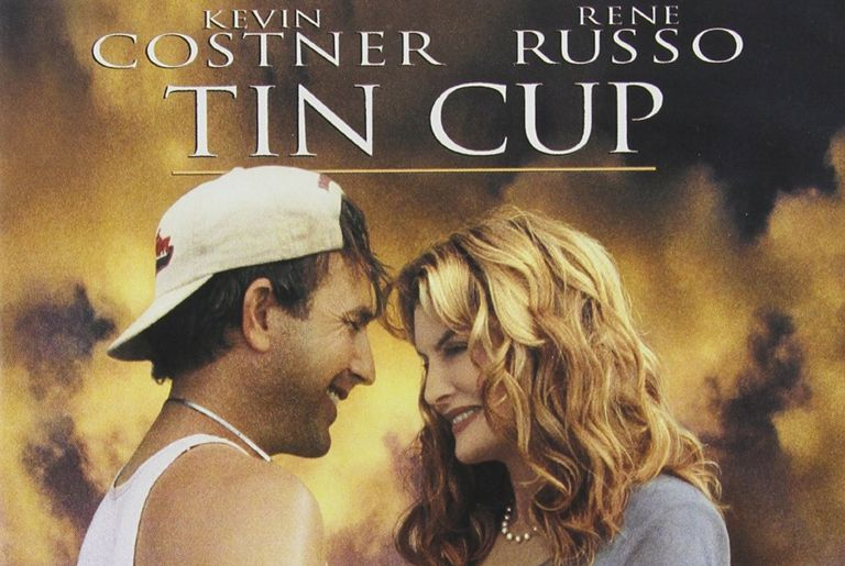 Tin Cup Let The Big Dog Eat