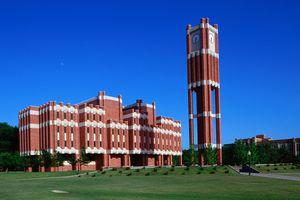 Bizzell Memorial Library, University of Oklahoma.