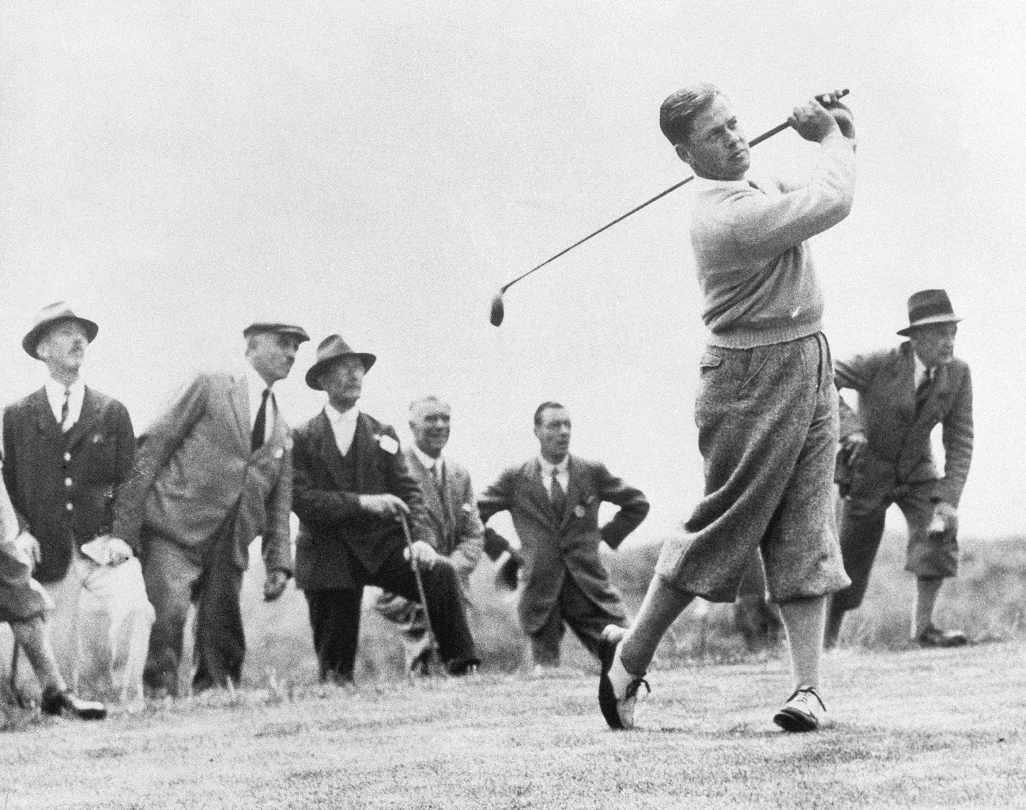 last amateur winner of british open golf tournament