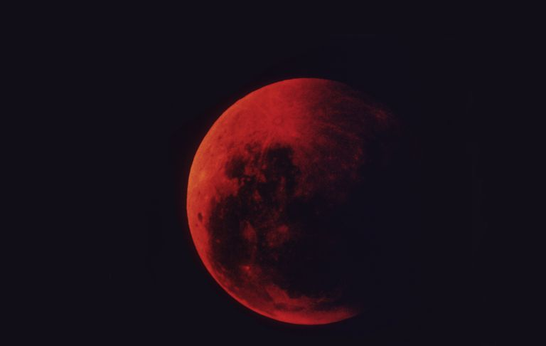blood moon eclipse bible verse - photo #42