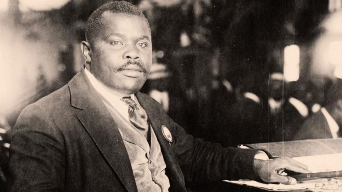 Marcus Garvey, 1924
