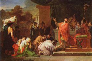 Surrender of Perseus