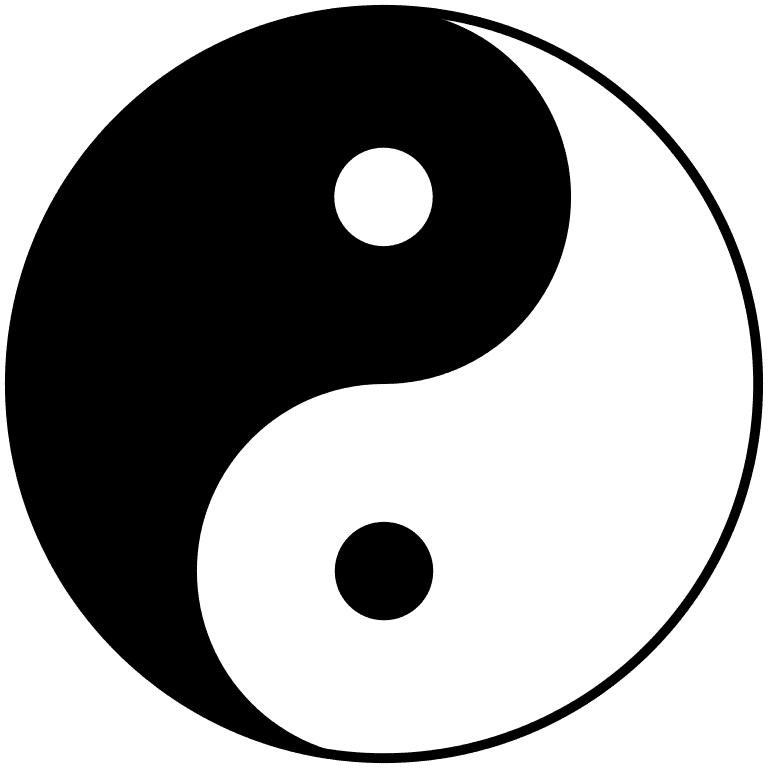 outlet store 793f6 79d53 The Mandarin Meaning of Yin Yang Philosophy