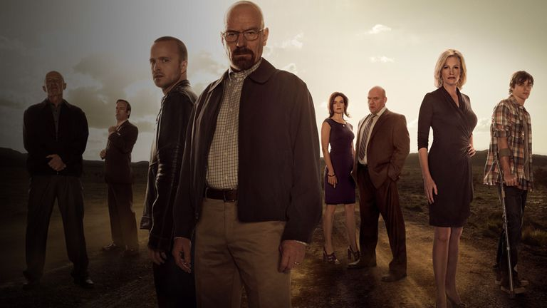 Breaking Bad Drama Series