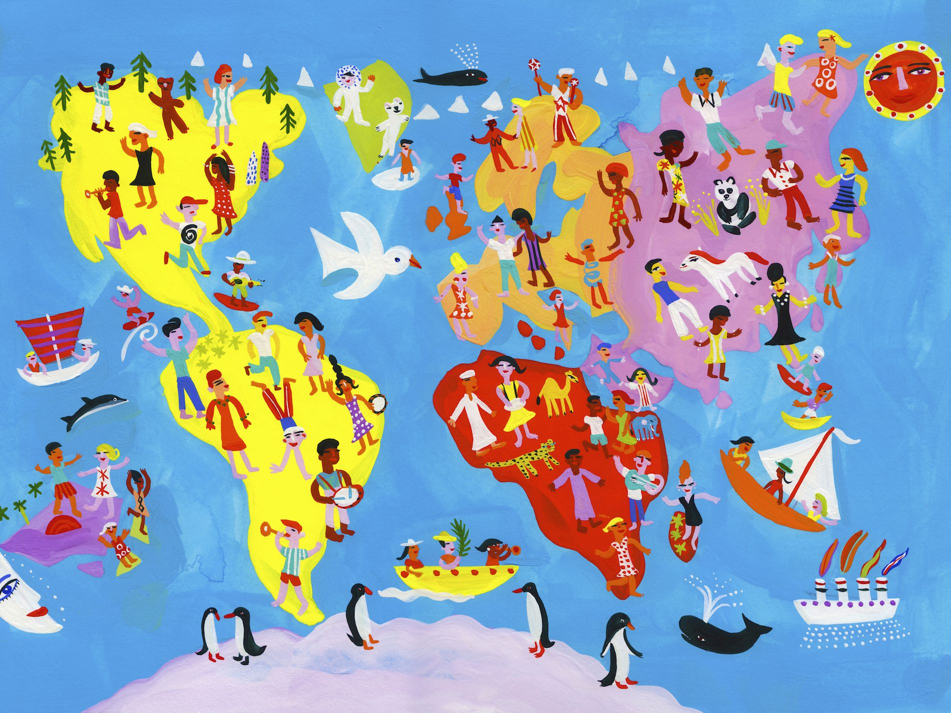 The Practice of Social influence in Multiple Cultures