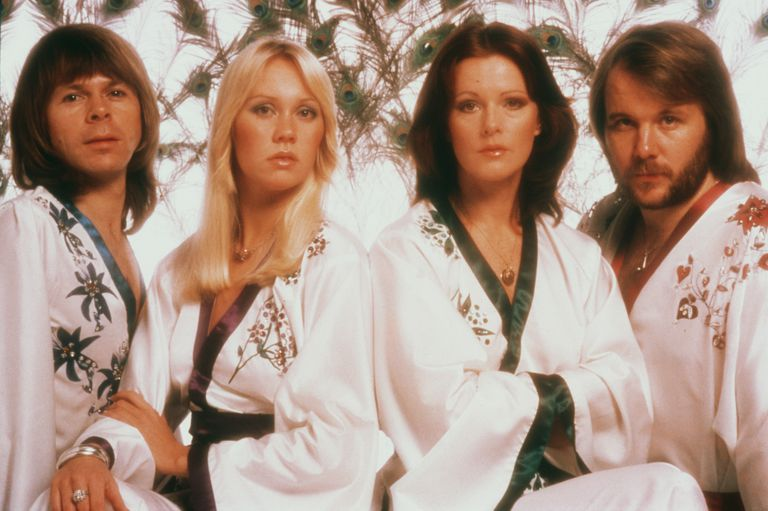 Swedish pop group ABBA