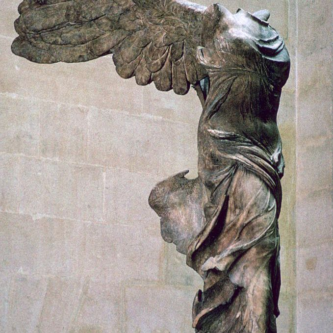 Winged Victory of Samotrace