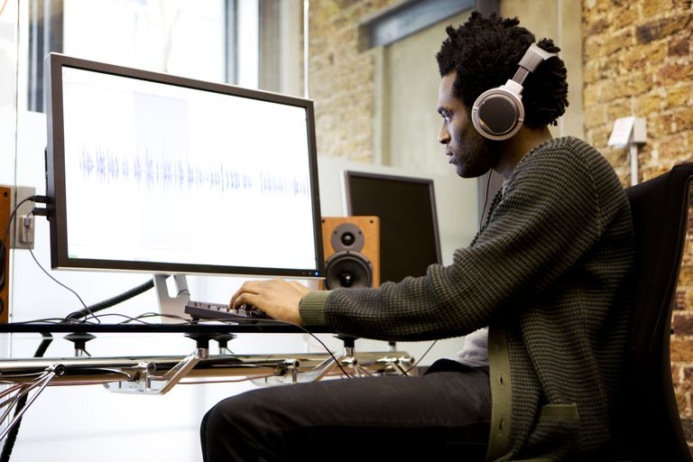A sound editing program.