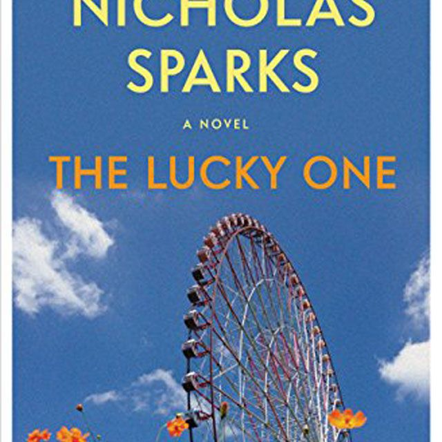 'The Lucky One' by Nicholas Sparks