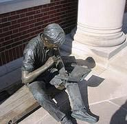 Coe College Sculpture