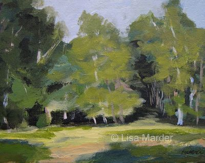 Avoid Common Mistakes When Painting Trees
