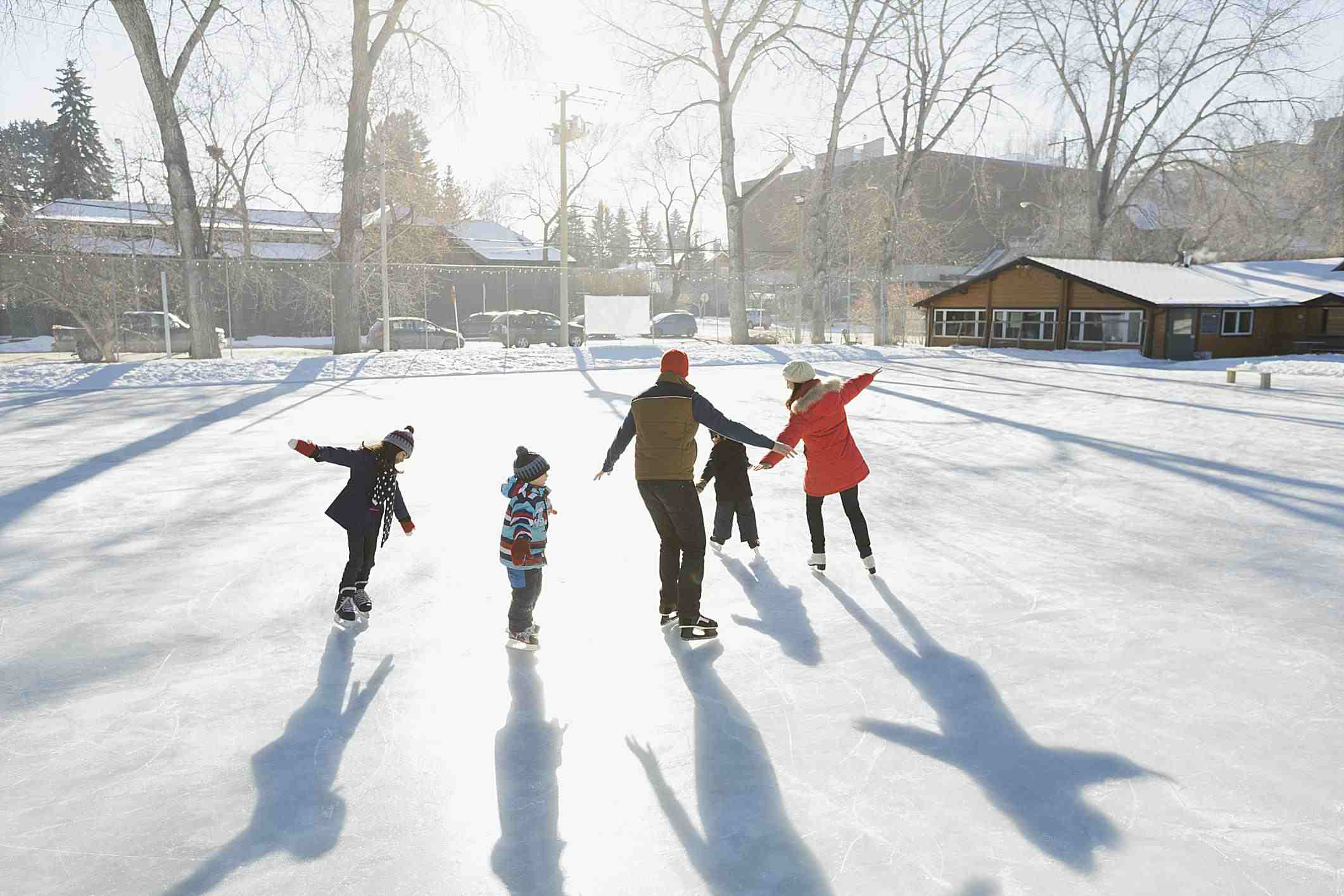 Ice Skating - Hero Images - GettyImages-485207457