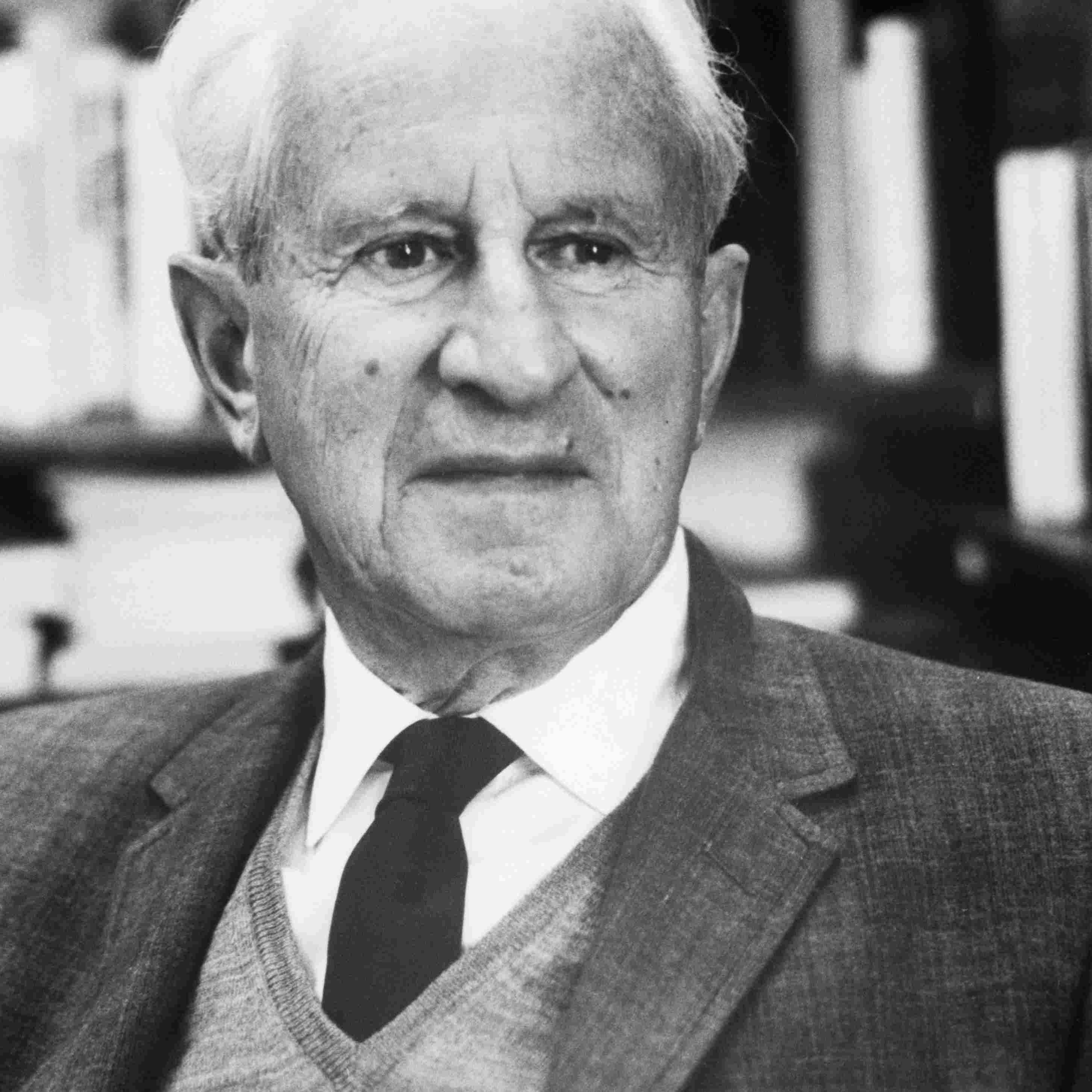 Philosopher Herbert Marcuse