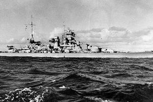 Scharnhorst before World War II