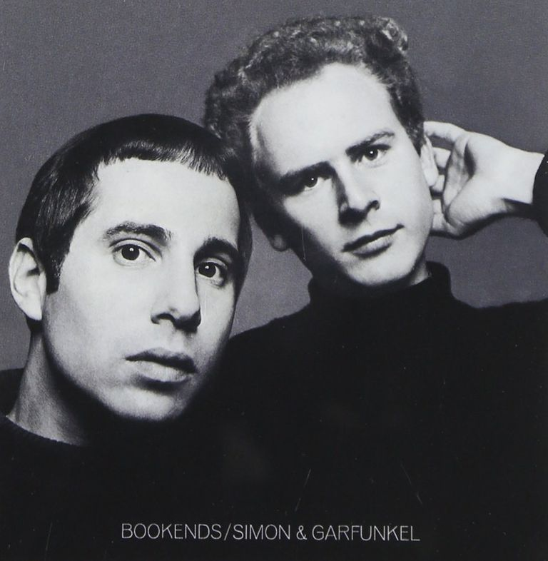 Simon and Garfunkel Bookends