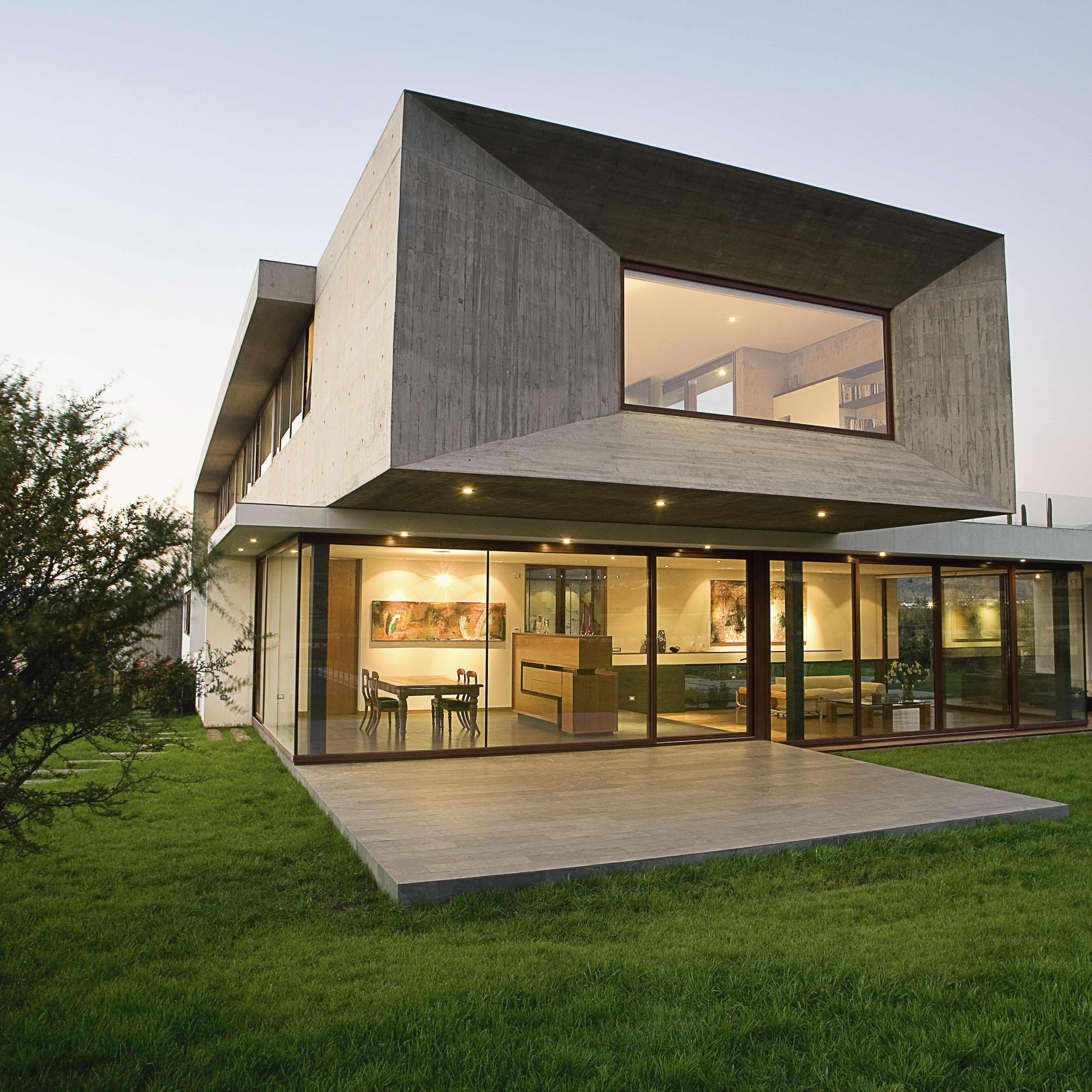 20th Century Residential Architecture
