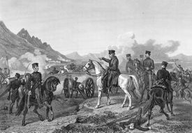 Zachary Taylor during the Mexican-American War